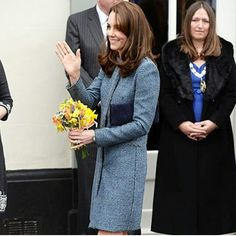 Kate opened a charity shop