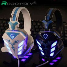 Like and Share if you want this  Cosonic Gaming Headphone USB + 3.5mm Gaming Headset Headband Earphone with Microphone Noise Canceling LED Light for PC Gamer     Tag a friend who would love this!     FREE Shipping Worldwide     #ElectronicsStore     Buy one here---> http://www.alielectronicsstore.com/products/cosonic-gaming-headphone-usb-3-5mm-gaming-headset-headband-earphone-with-microphone-noise-canceling-led-light-for-pc-gamer/