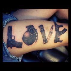 Done by Thomas Kimberly @ California Tattoo Co., Savannah, GA