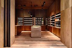 Kerstin Thompson Architects and .PSLAB, Aesop Emporium store, Melbourne