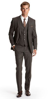 Should i buy this awesome Hugo Boss 3-piece suit?