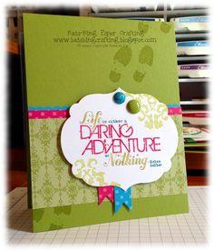 Bada-Bing! Paper-Crafting!: 2012 Artisan Finalist Blog Tour - Day 6