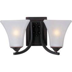 Aurora Two-Light Sconce $75.60