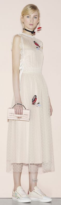 RED Valentino Collection Spring 2016 Ready-to-Wear