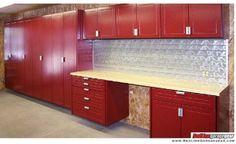 Closet Creations  Redline Garagegear