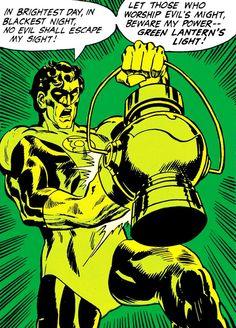 Green Lantern by Neal Adams