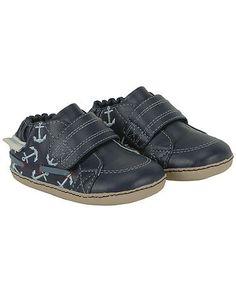 Anchor boy shoes