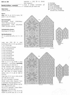 No name Community wall photos Knitting Charts, Lace Knitting, Knitting Socks, Knitting Patterns Free, Knit Crochet, Knit Socks, Knitted Mittens Pattern, Knit Mittens, Mitten Gloves