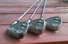 My new Wedges - Fabulous !!!! ADAMS Golf - Tom Watson L,G,S
