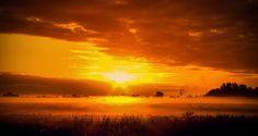 Goodmorning Friesland by Jurjen Harmsma, via 500px