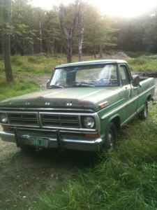 1972 ford $1200