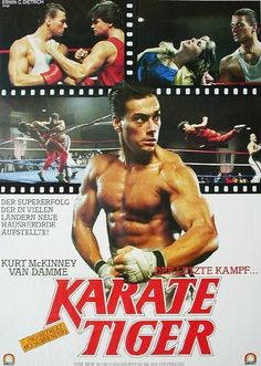 Sci Fi Movies, Action Movies, Karate, Kung Fu, Claude Van Damme, Film Pictures, Martial Arts Movies, Best Movie Posters, Fred Astaire
