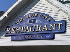 World's Best PIE!!!!!                                   The Blue Gate Restaurant  Shipshewana, IN
