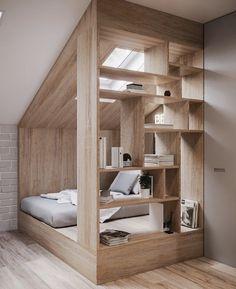 Home Room Design, Home Interior Design, Small House Design, Kids Bedroom Designs, Dream Rooms, House Rooms, Small Spaces, Diy Home Decor, Furniture Design