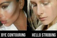 Contouring Is Out, Strobing Makeup Is Taking Over The Internet