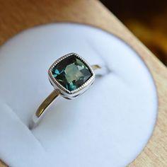 Sapphire Sierra Ring - Brilliant Earth