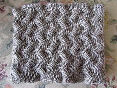 Shifting Sands Cowl free pattern on Ravelry Julie Golub