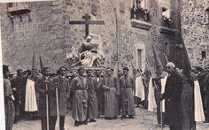 Virgen de las Angustias (Cáceres, año 1933)