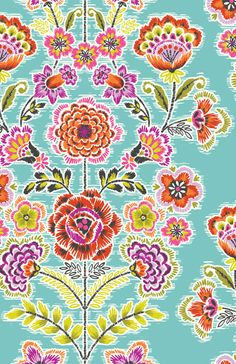 print & pattern: FABRICS - jospehine kimberling