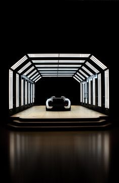 Press kit - Press release - A Tunnel With Unique LED Lighting - Eisenmann