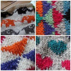 Indlæg om mig på Wool-rocks.com :)