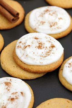 Pumpkin Sugar Cookies with Cream Cheese Frosting – these crunchy sugar cookies with pumpkin and cream cheese frosting are perfect for fall and upcoming holidays, like Thanksgiving. Pumpkin Sugar Cookies with Cream Cheese Frosting I love fall, especially in my kitchen, because I really enjoy making apple and pumpkin desserts. I like cinnamon, nutmeg and …