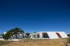 House in Conceição, Tavira. Designed by Vitor Vilhena