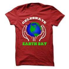#tshirts... Awesome T-shirts  celebrate earth day . (Cua-Tshirts)  Design Description: Each year, Earth Day - April 22 - marks the anniversary of what many consider the birth of the modern environmental movement in 1970  This T-shirt for you. Buy it now Tees and l...