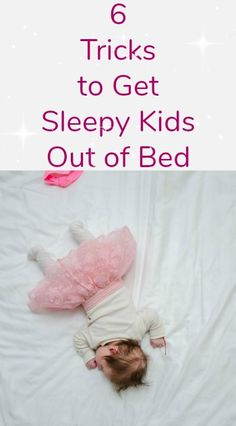 6 Tricks to Get Sleepy Kids Out of Bed. I know I'm not the only mom who struggles to get their kids out of bed. Check out these tips for getting those hard to wake kids out of bed and the door in the morning Restoration Hardware Bedding, Kids Up, Kids Board, The New School, Kids Corner, Family Kids, Kid Beds, Raising Kids, Parenting Hacks