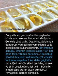 Limon #öncesağlık
