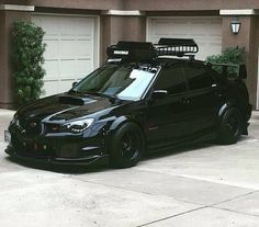 "stanced-community: ""Back in Black """