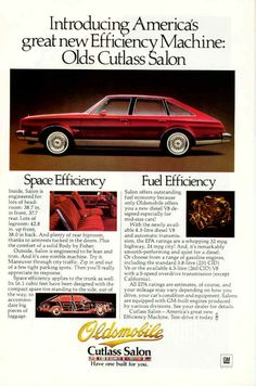 1989 Oldsmobile Cutlass Salon