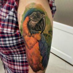 Sorry Mom Tattoo, Rotary Tattoo Machine, Cuba, Different Colors, Watercolor Tattoo, Tattoo Designs, Ink, Tattoos, Instagram