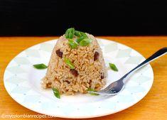 Arroz con Cola y Pasas (Rice with Coke and Raisins)