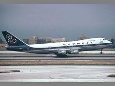 Olympic Airways B 747-212 (Olympic Zeus) [SX-OAA]