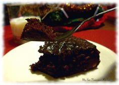 Chocolate hazelnut swirl cake