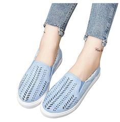 f7ec794aec54 Hemlock Women Flat Shoes Leisure Boat Shoes Working Shoes Summer Beach  Sandals Round Toe Shoes.