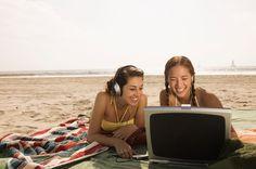 Fotos von Dir am Strand: ein Traum! Sie nur den Personen zu zeigen, die Du magst: Unbezahlba