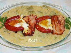 Rozi erdélyi,székely konyhája: Zöld paszuly főzelék