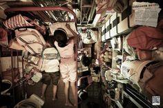 INSIDE THE MICRO APARTMENTS OF HONG KONG
