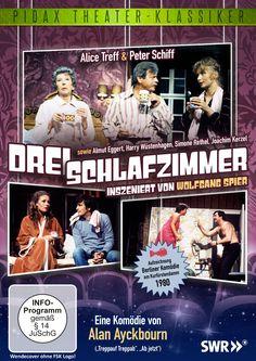 Ab 05.06.2015 bei uns! Eine amüsante Boulevardkomödie von Genreprofi Wolfgang Spier mit Peter Schiff und Alice Treff