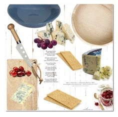 """Cheese Board"" by arethaman ❤ liked on Polyvore featuring interior, interiors, interior design, home, home decor, interior decorating, NLXL, H&M, Threshold and Sagaform"