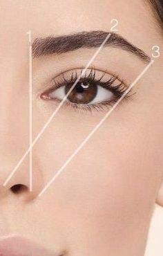 MAQUILLAJE # Make-up # # Lidschatten # Lidschatten # Make-up # Schminken # Lippenstifte # Mac … - Makeup İdeas Photoshoot Eyebrow Makeup Tips, Makeup Hacks, Skin Makeup, Makeup Eyebrows, Makeup Eyeshadow, Makeup Ideas, Makeup Contouring, Makeup Brushes, Eyebrow Pencil