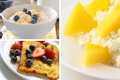 Total Choice 1600-Calorie Plan Breakfasts: Your first meal of the day should keep you full all morning long, but that doesn't mean it has to be super high in calories....