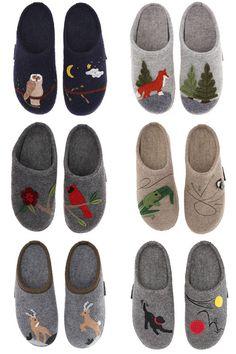 0f39d95ca3b2 Giesswein women slippers in fun designs like owl