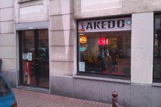 Ma Salle d'arcade: Akedo