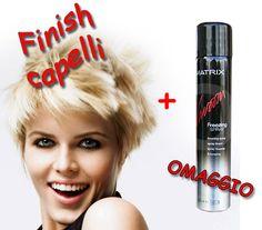 """Con l'acquisto di uno prodotto finish per capelli, in REGALO per te 1 """"Vavoom Freezing Spray - Spray Fissante 100 ml""""  http://www.loacenter.com/capelli-finish-e-styling-c-5.html?zenid=suf537cmgqvtnmtqk99saa48b4"""