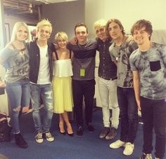 R5 with Julianne Hough