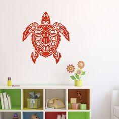 Adesivo Murale Tartaruga - Stickers Murali