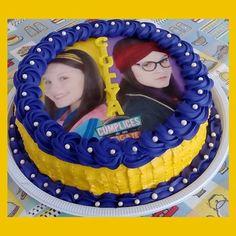 Bolo cúmplices de um resgate #bolo #cake #papeldearroz #cumplicesdeumresgate